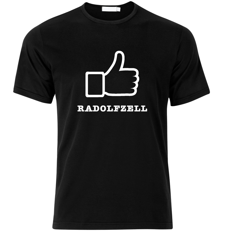 T-Shirt Radolfzell am Bodensee Like it