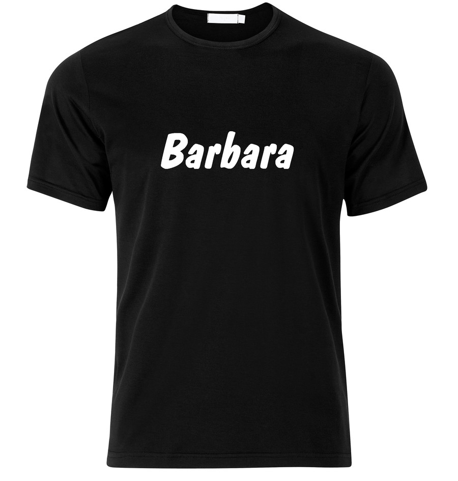 T-Shirt Barbara Namenshirt