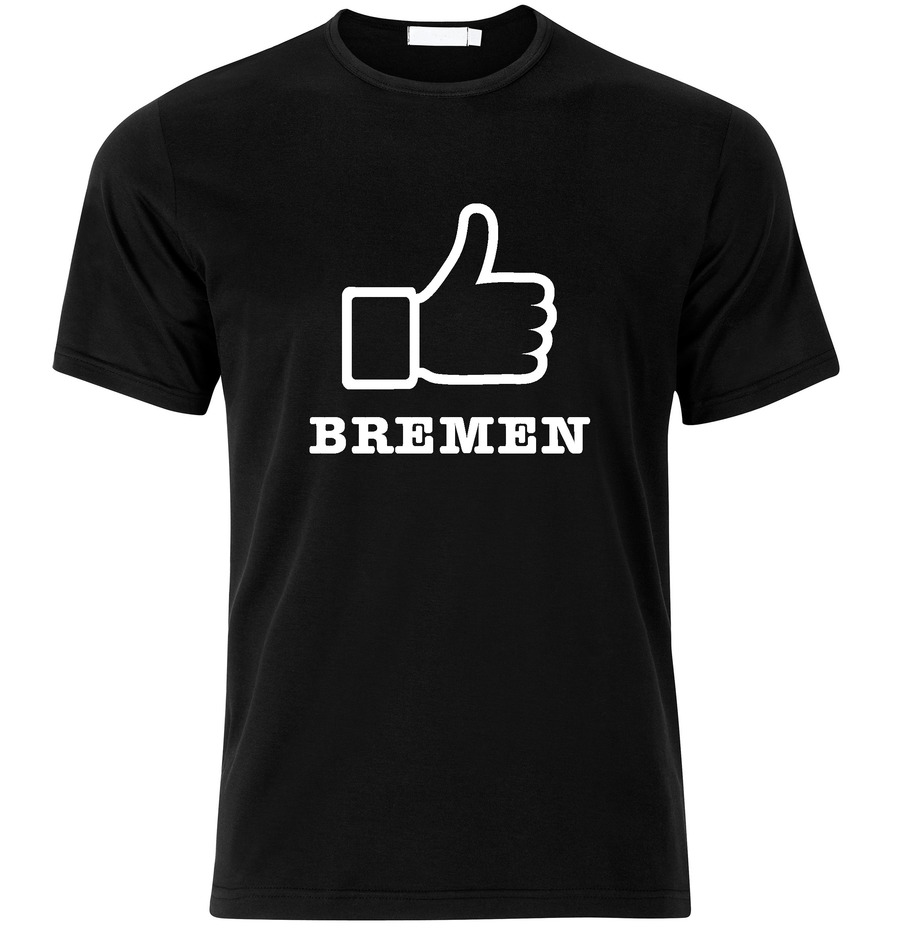 T-Shirt Bremen Like it
