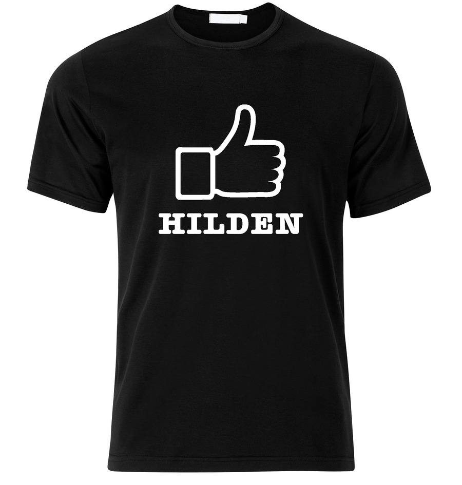 T-Shirt Hilden Like it