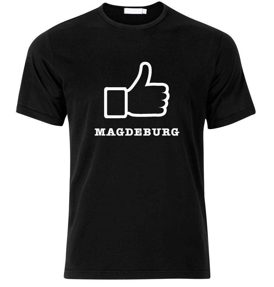T-Shirt Magdeburg Like it